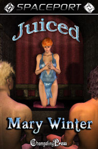 Juiced (Spaceport) by Mary  Winter