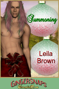 Summoning (Gingersnaps) by Leila  Brown