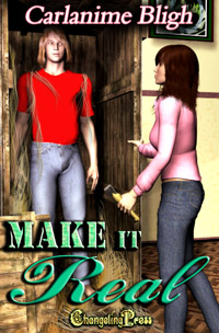 Make It Real (Living Doll 1) by Carlanime  Bligh