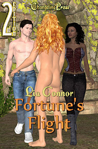 2nd Edition: Fortune's Flight by Lia  Connor