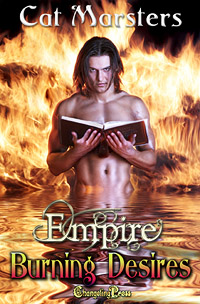 Burning Desires (Empire 2) by Cat  Marsters