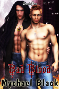 Bad Blood (Spirits of Abaddon) by Mychael  Black