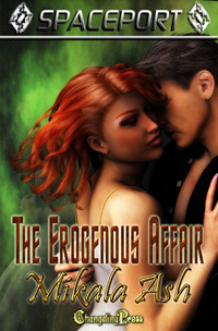 The Erogenous Affair (Spaceport) by Mikala  Ash