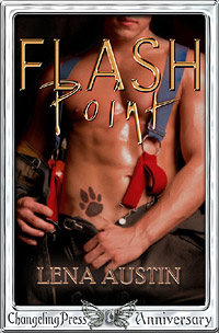 2nd Edition: Flash Point (Protect and Serve) by Lena  Austin