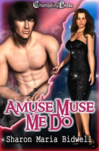Amuse Muse Me Do by Sharon Maria Bidwell