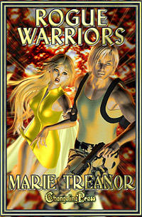 2nd Edition: Rogue Warriors (Tales of the Damned Vol. 3) by Marie  Treanor