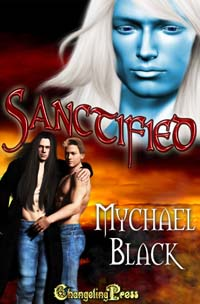 Spirits of Abaddon: Sanctified by Mychael  Black