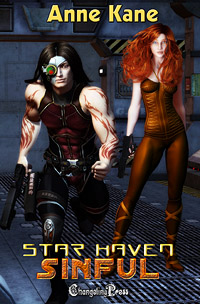 Star Haven 1: Sinful by Anne  Kane