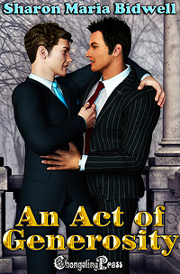 An Act of Generosity by Sharon Maria  Bidwell