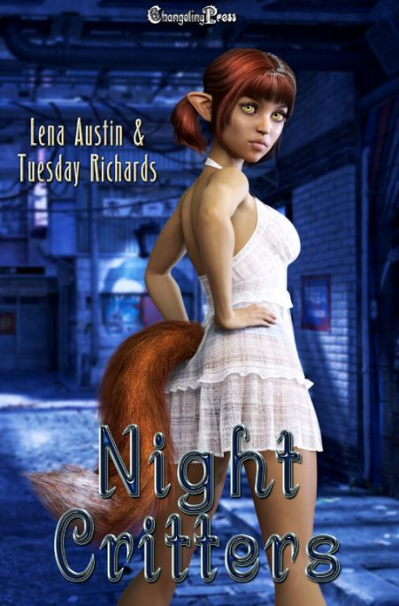 Night Critters (Collection) by Tuesday  Richards