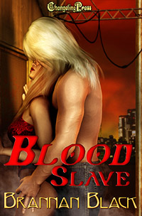 Blood Slave by Brannan  Black