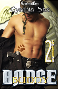 2nd Edition: Badge Bunny (Protect and Serve) by Cynthia  Sax