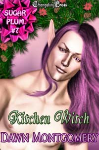 Kitchen Witch (Sugarplums) by Dawn  Montgomery