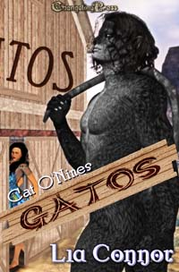 Gatos (Cat O' Nines Collection) by Lia  Connor