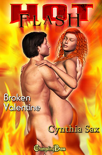 Broken Valentine From Cynthia Sax