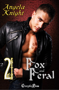 2nd Edition Fox and Feral (Protect and Serve) by Angela  Knight