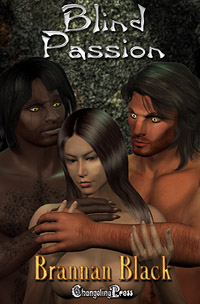Blind Passion, A Wolfman Tale by Brannan  Black