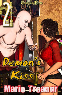 Demon's Kiss by Marie  Treanor