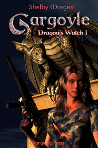 Gargoyle (Dragon's Watch 1) by Shelby  Morgen