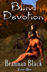 Blind Devotion, A Wolfman Tale by Brannan  Black