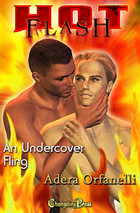 An Undercover Fling by Adera  Orfanelli