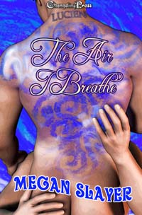 The Air I Breathe by Megan  Slayer