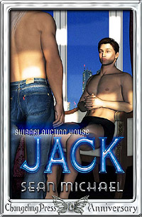 Best Of A Decade:  Jack (Shibari Auction House 1) by Sean  Michael