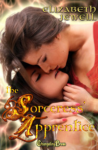 The Sorceress' Apprentice by Elizabeth  Jewell
