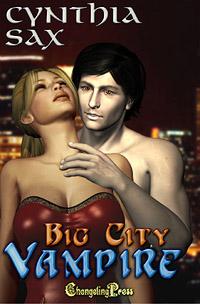 Big City Vampire From Cynthia Sax