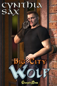 Big City Wolf From Cynthia Sax