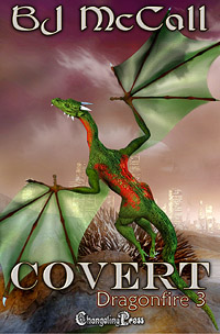 Dragons by B.J McCall