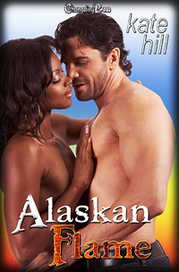 Alaskan Flame (Shadowed) by Kate  Hill