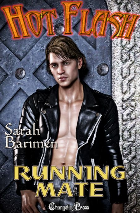 Running Mate by Sarah  Barimen