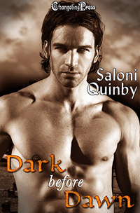 Dark Before Dawn (Witches and Demons 1) by Saloni  Quinby