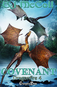 Dragonfire:Covenant by B.J. McCall Excerpt (adult)