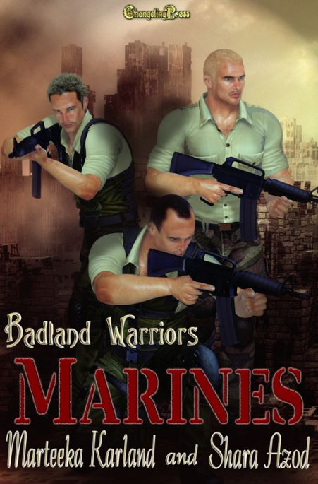 Marines (Badland Warriors) by Shara  Azod