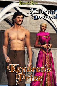 Kendren's Prize by Ashlynn  Monroe