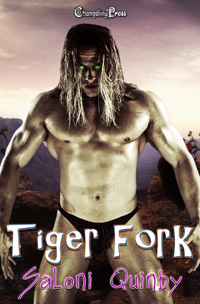 Tiger Fork by Saloni  Quinby