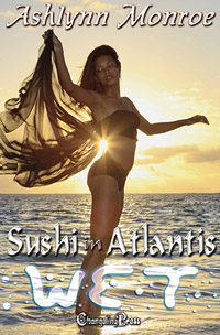 Sushi in Atlantis (Wet) by Ashlynn  Monroe
