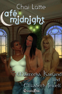 2nd Edition:Chai Latte (Cafe Midnight) by Marteeka  Karland
