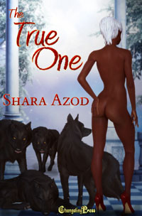 The True One (White Witch 1) by Shara  Azod