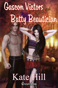 Gascon Victors and the Batty Beautician by Kate  Hill