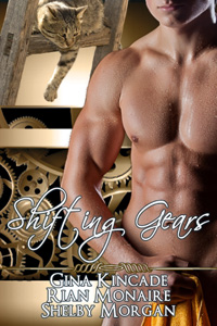 Shifting Gears (AIDP Anthology) by Gina  Kincade
