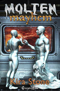 Molten Mayhem by Kira  Stone