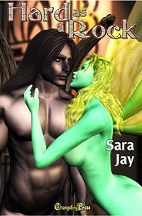 Hard as a Rock by Sara  Jay