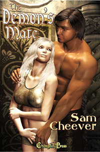 The Demon's Mate (The Royals of Sheoldris) by Sam  Cheever
