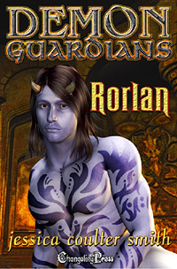Rorlan (Demon Guardians) by Jessica Coulter Smith