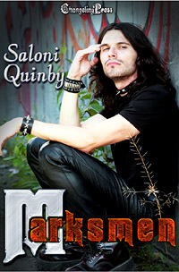 Marksmen (Weapons of Redemption 4) by Saloni  Quinby