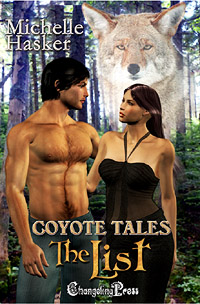 The List (Coyote Tales) by Michelle  Hasker