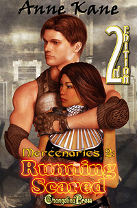 2nd Edition: Running Scared (Mercenaries 2) by Anne  Kane
